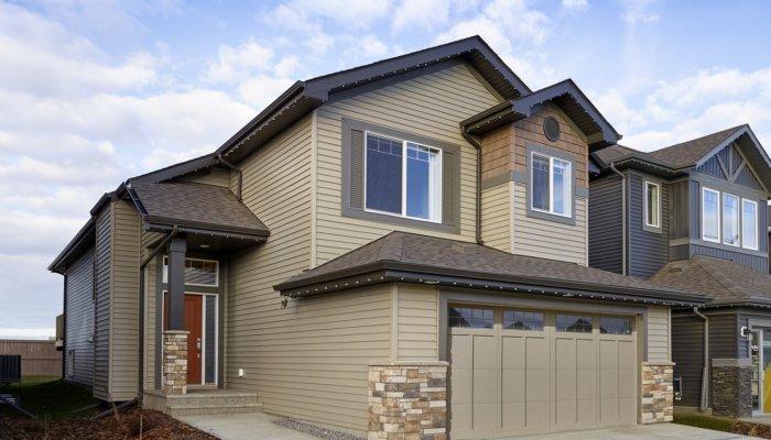 Kingsbury new homes Edmonton