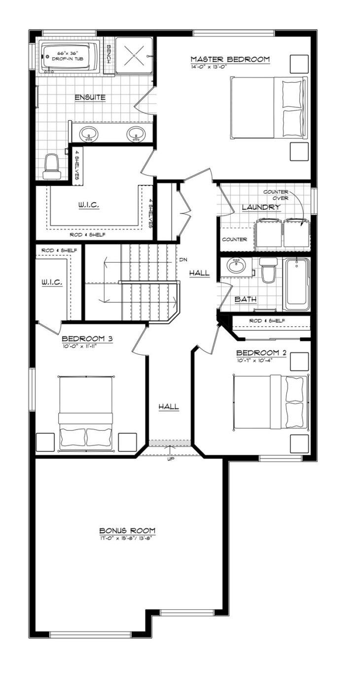Sienna Second Floor 2019