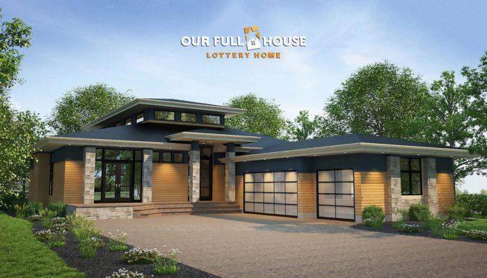 Princeton lottery home