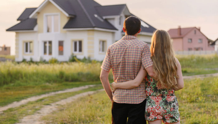 Homes for couples