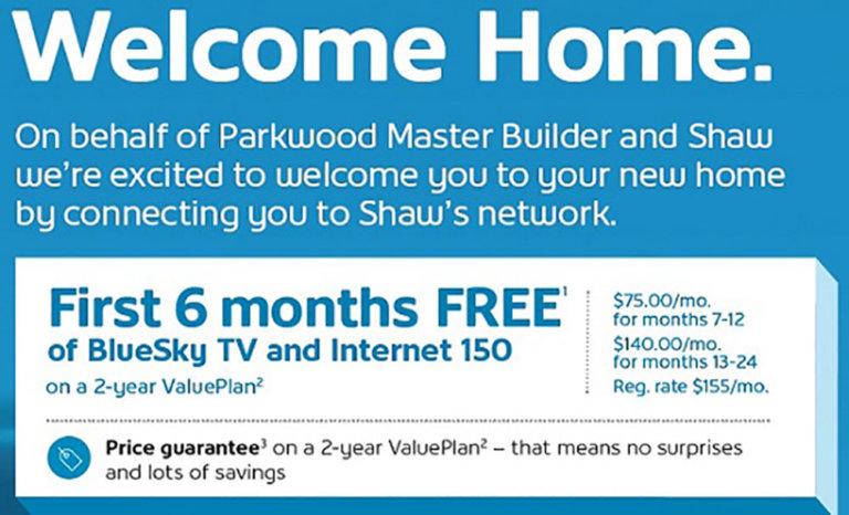 Parkwood perks