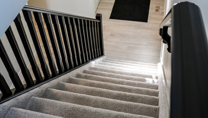 quick possession edmonton duplex stairs