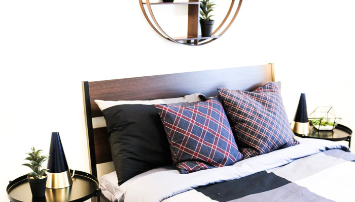 Newport II Glenridding Showhome Bedroom3