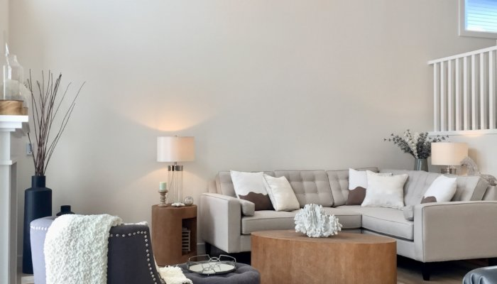 Quick Possession Newport II Riverside Living Room 2
