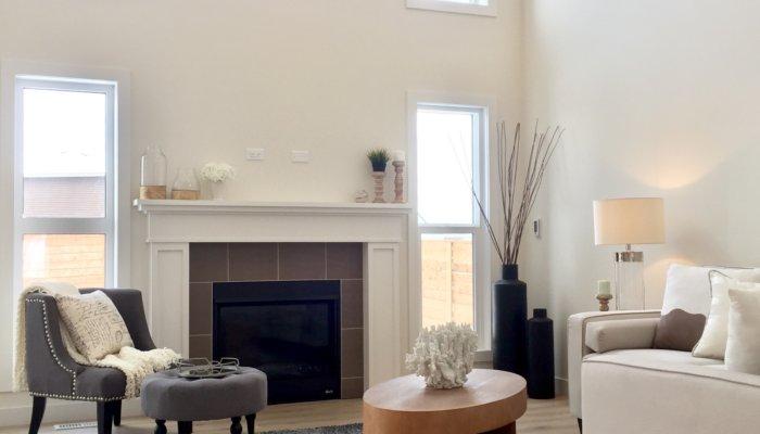 Quick Possession Newport II Riverside Living Room
