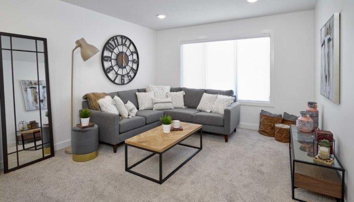 SingleFamily Edmonton Woodbury Bonus Room