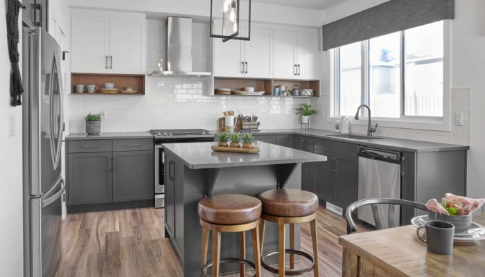SingleFamily Edmonton Woodbury Kitchen