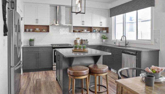 SingleFamily Edmonton Woodbury Kitchen