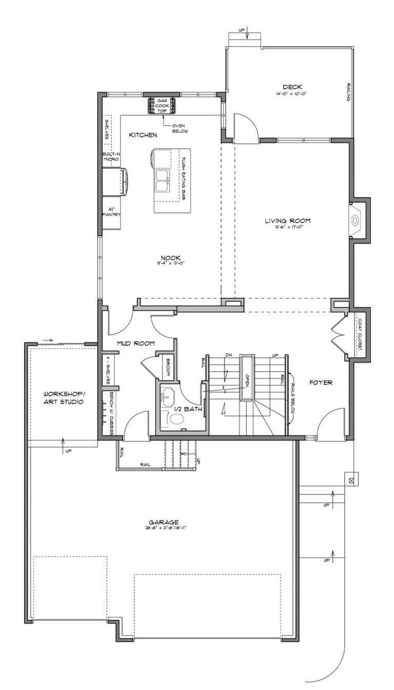 Avalon Showhome Main Floor