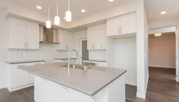 Quick Possession Edmonton Single Family Newport Kitchen