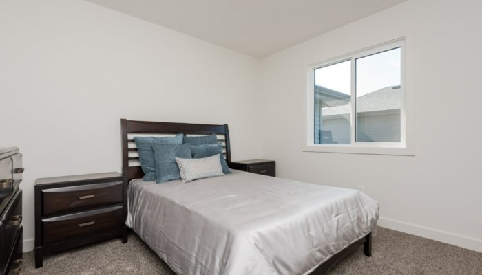 Quick Possession St Albert Avalon Riverside Bedroom