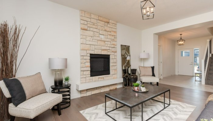 Quick Possession St Albert Avalon Riverside Living Room
