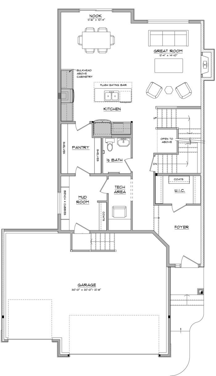 19037AKM Alexandria Main Floor