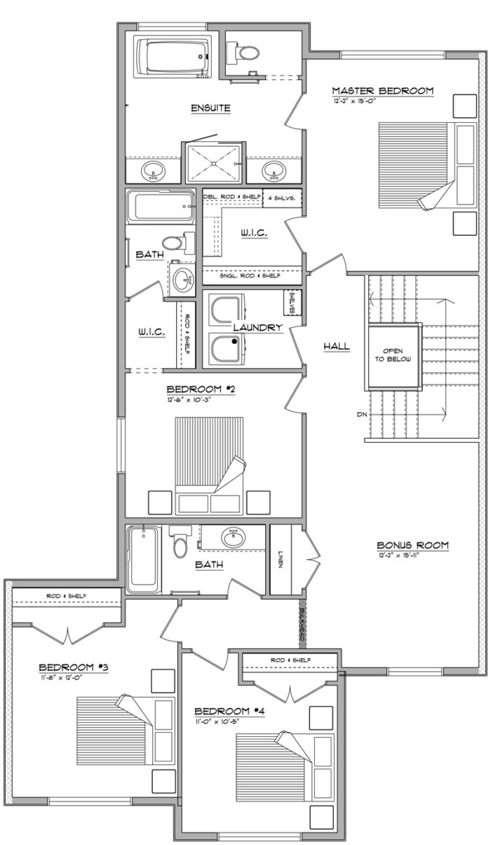 19037AKM Alexandria Second Floor