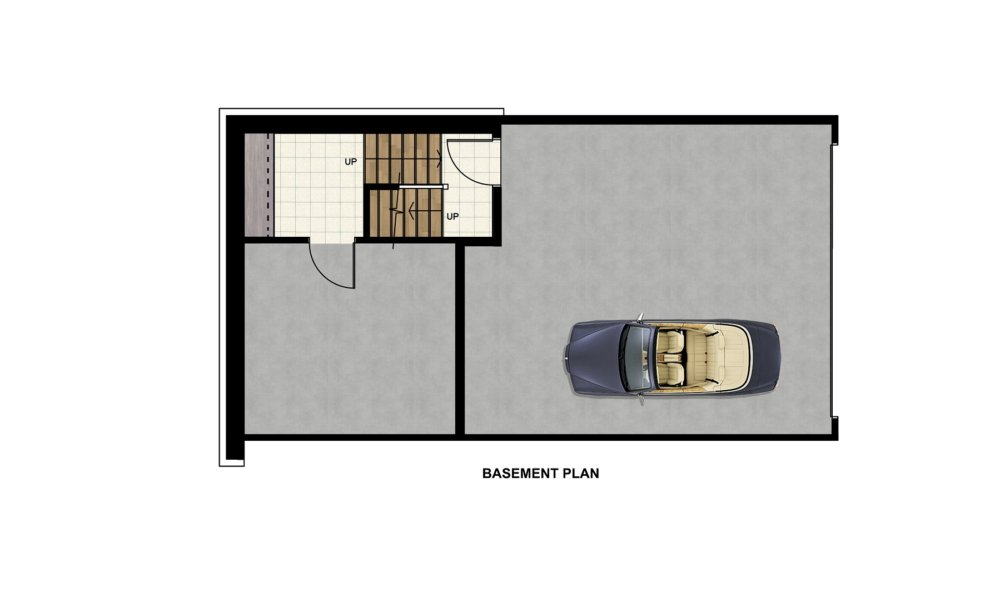 BASEMENT PLAN Clove w. rod web