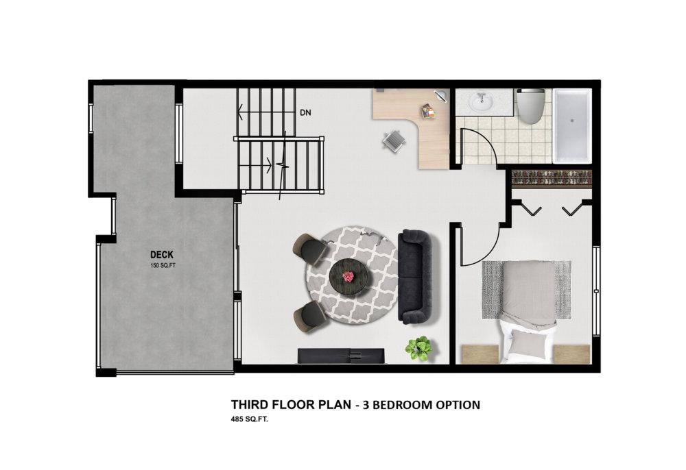THIRD FLOOR 3RD BEDROOM web.