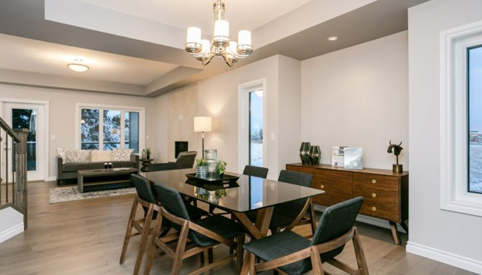 Quick Possession Edmonton Condo Villas Dining 2