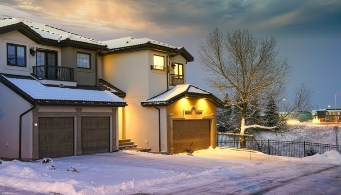 Quick Possession Edmonton Condo Villas Front Exterior