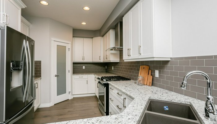 Quick Possession Edmonton Condo Villas Kitchen