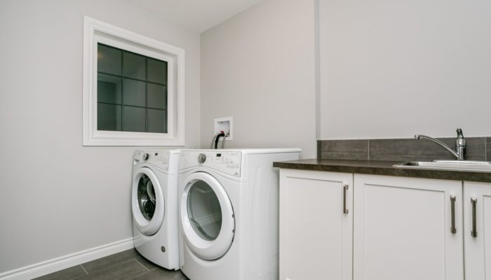 Quick Possession Edmonton Condo Villas Laundry