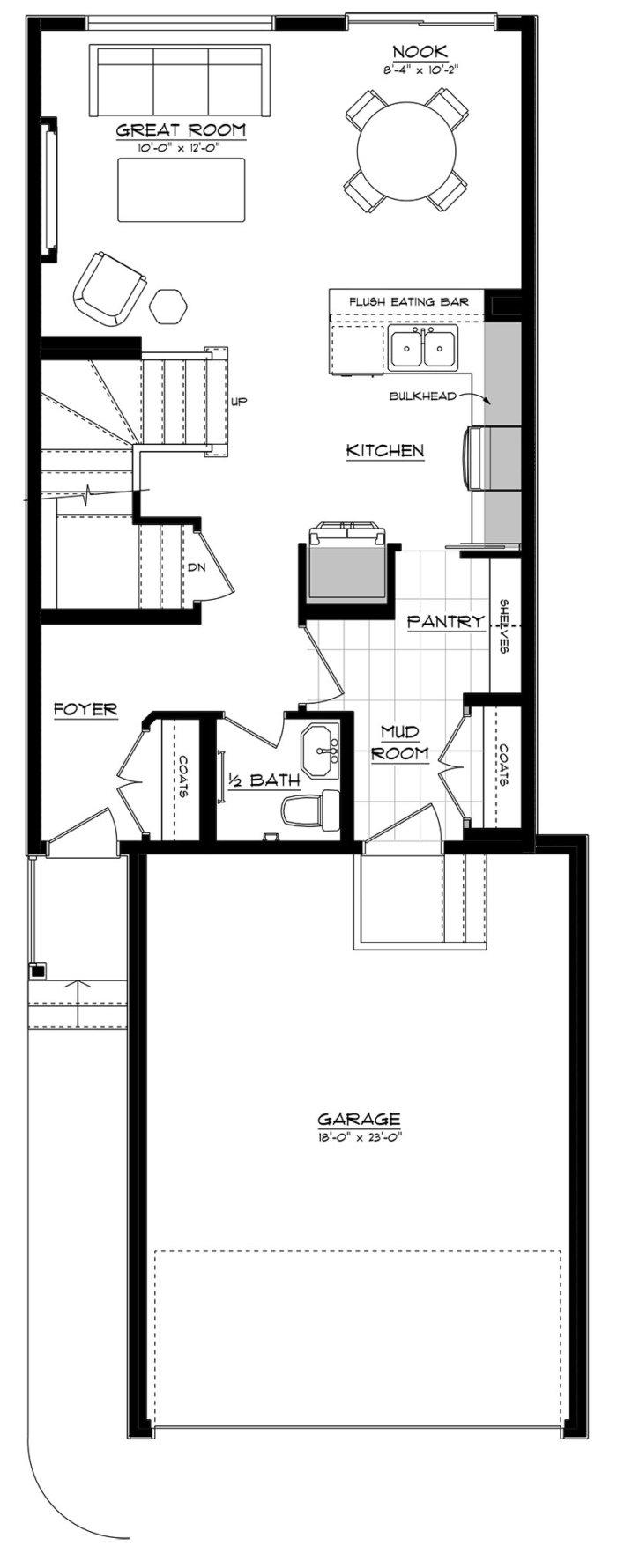 Payton Main Floor 2020