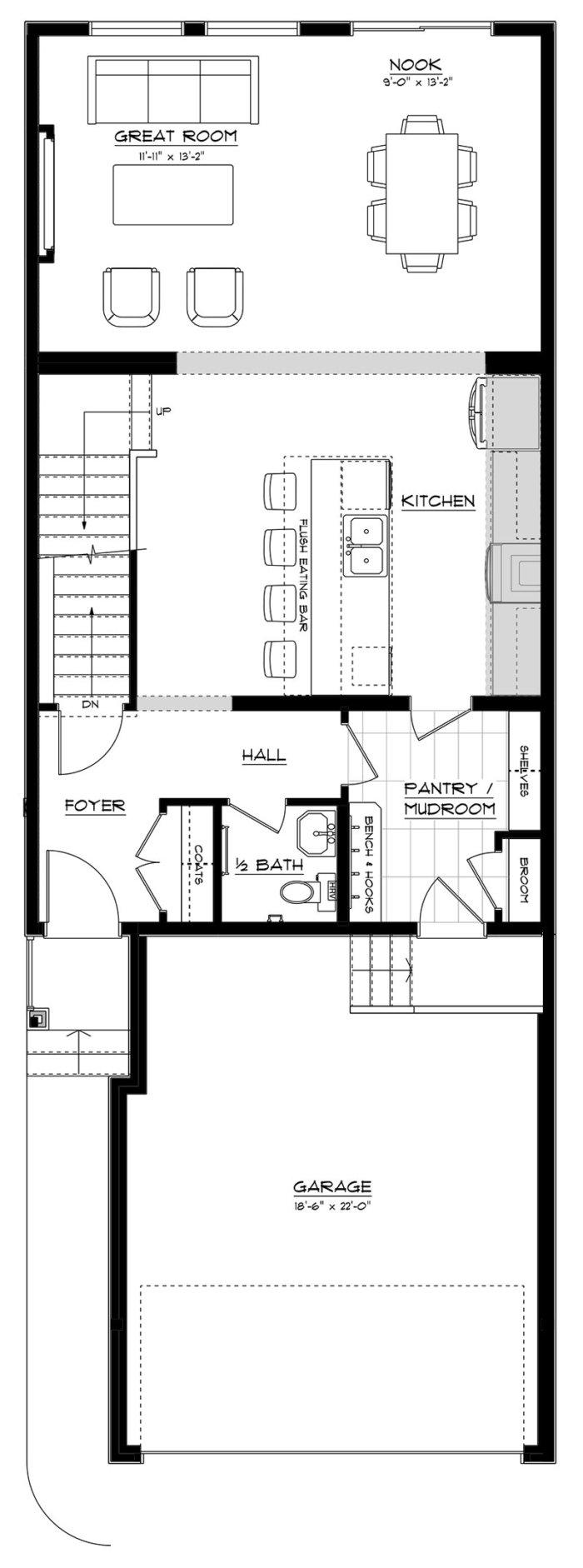 Presley Main Floor 2020