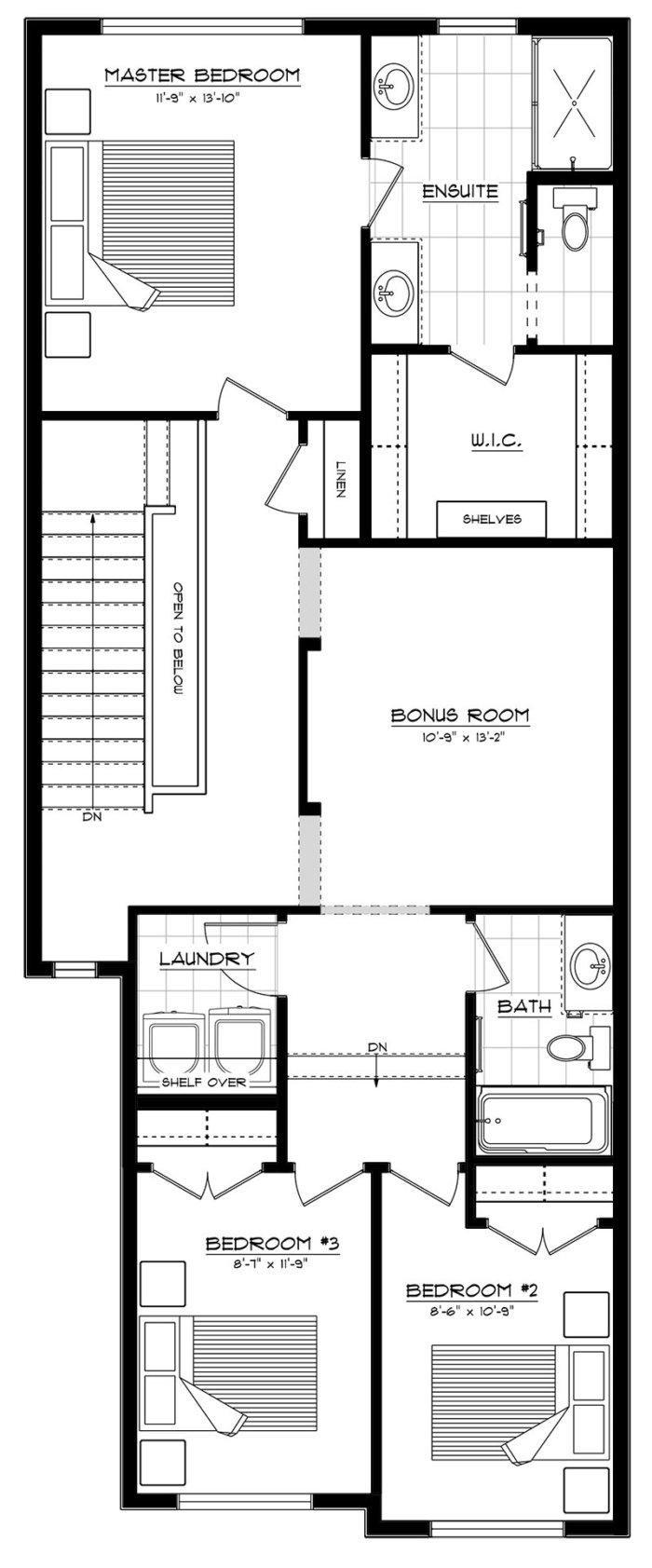 Presley Second Floor 2020