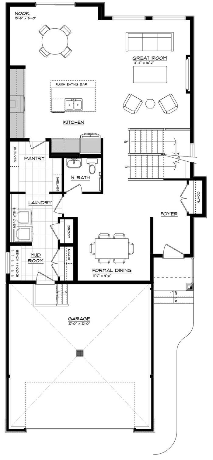 Westport Main Floor 2020