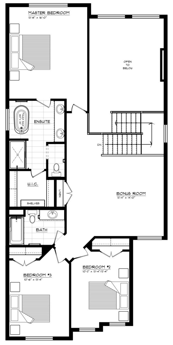 Westport Second Floor 2020