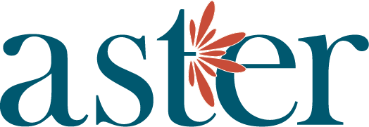 Aster Without Tagline Logo