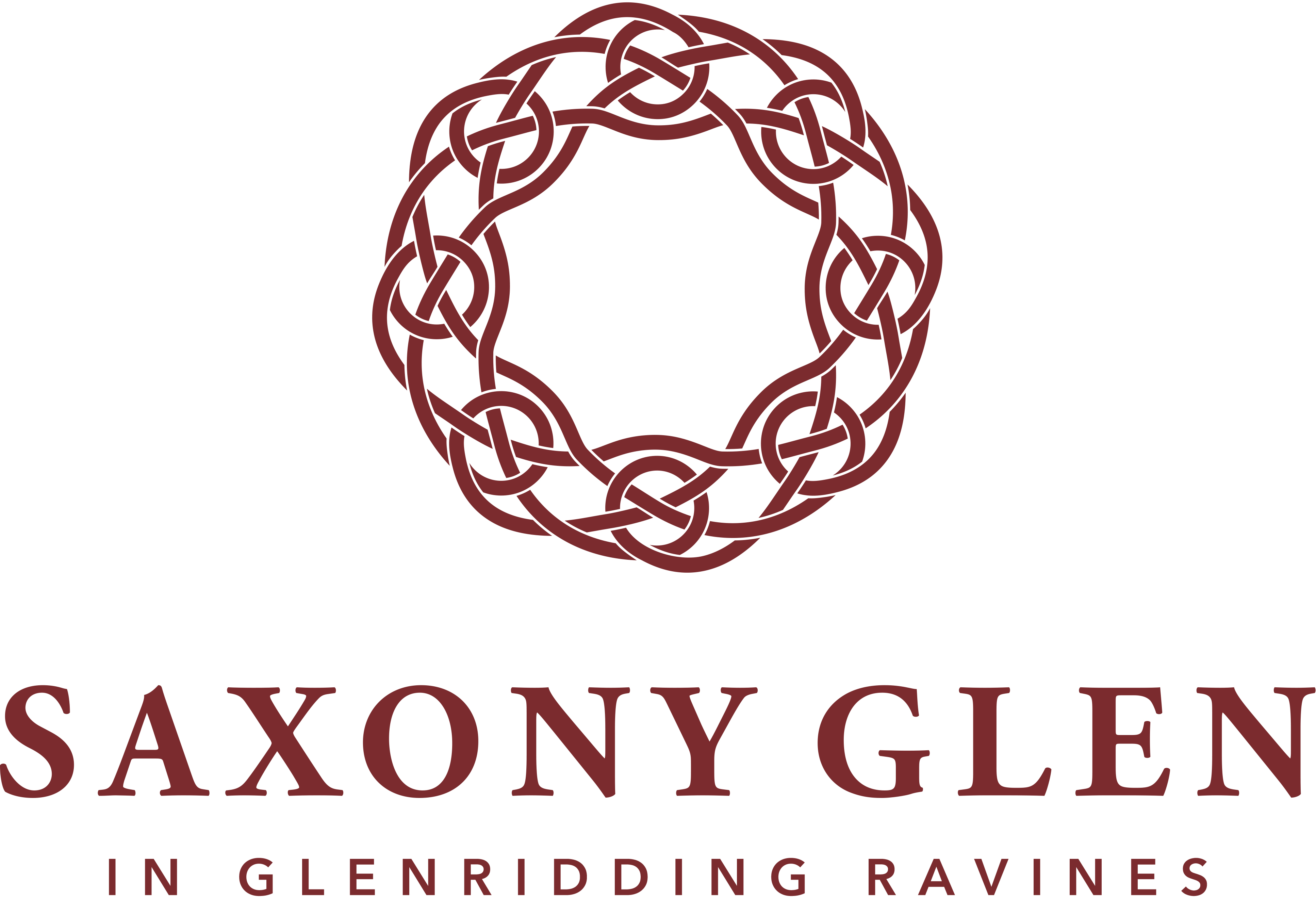 Saxony Glen In Glenridding