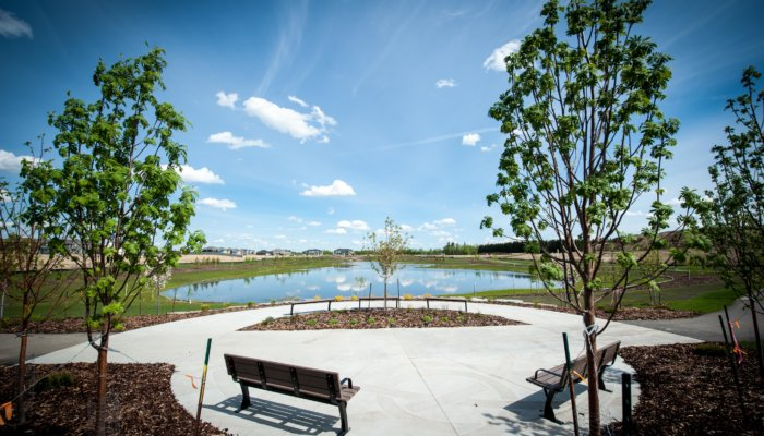 Saxony Glen Pond