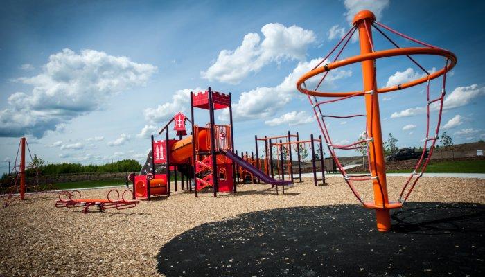 Saxony Glen Playground