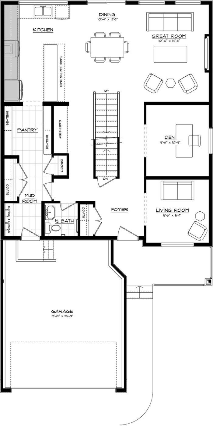 YPR Main Floor 2020