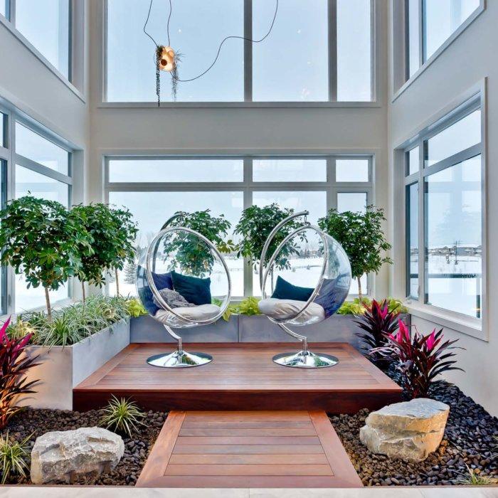 Full House Lottery Home Atrium2
