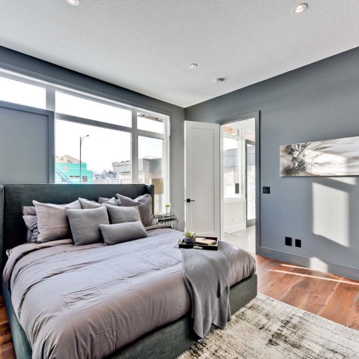 Full House Lottery Home Guest Bedroom