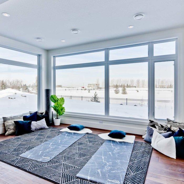 Full House Lottery Home Yoga Studio