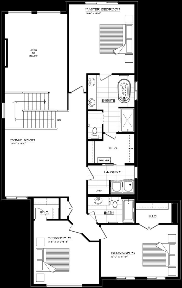 21069RSM Second Floor