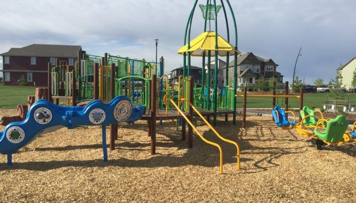 Uplands Playground II