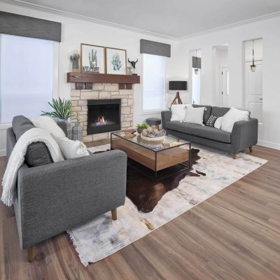 SingleFamily Edmonton Woodbury Great Room